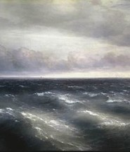 черное море айвазовского сочинение