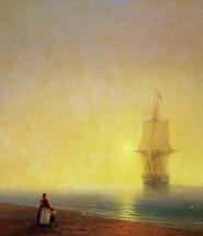 утро на море айвазовский описание сочинение