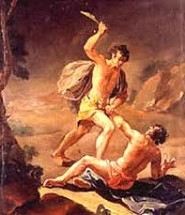 каїн і авель легенда