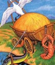 лебідь щука і рак казка народна