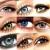 факти про колір очей