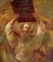 мойсей легенда