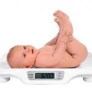 набір ваги немовлят