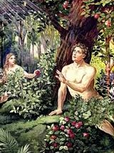 про адама и єву біблія