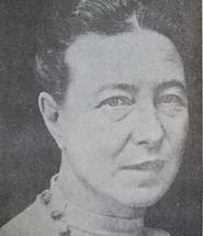 Симона де Бовуар біографія