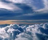 хмари прикмети
