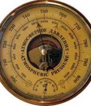 барометр історія створення