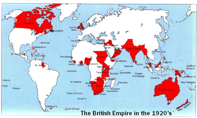 британська імперія