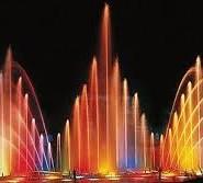 фонтан рошен
