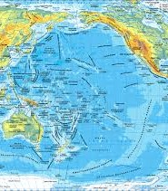 тихий океан цікаві факти