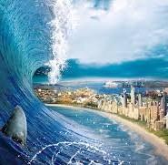 цікаві факти про цунамі