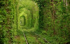 тунель закоханих
