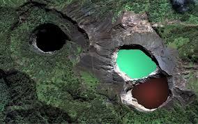 вулкан 3 озера