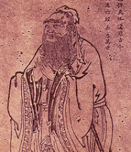 конфуцій біографія