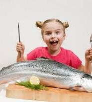 риба для дітей яка